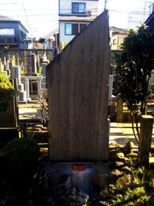 笠森お仙の碑