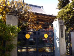 本龍寺(台東区今戸)