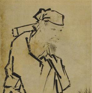 六祖図(長谷川等伯画)