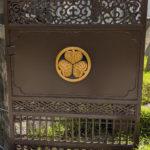 西福寺の門扉