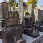 徳本寺墓群